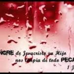 El poder de la sangre de Cristo