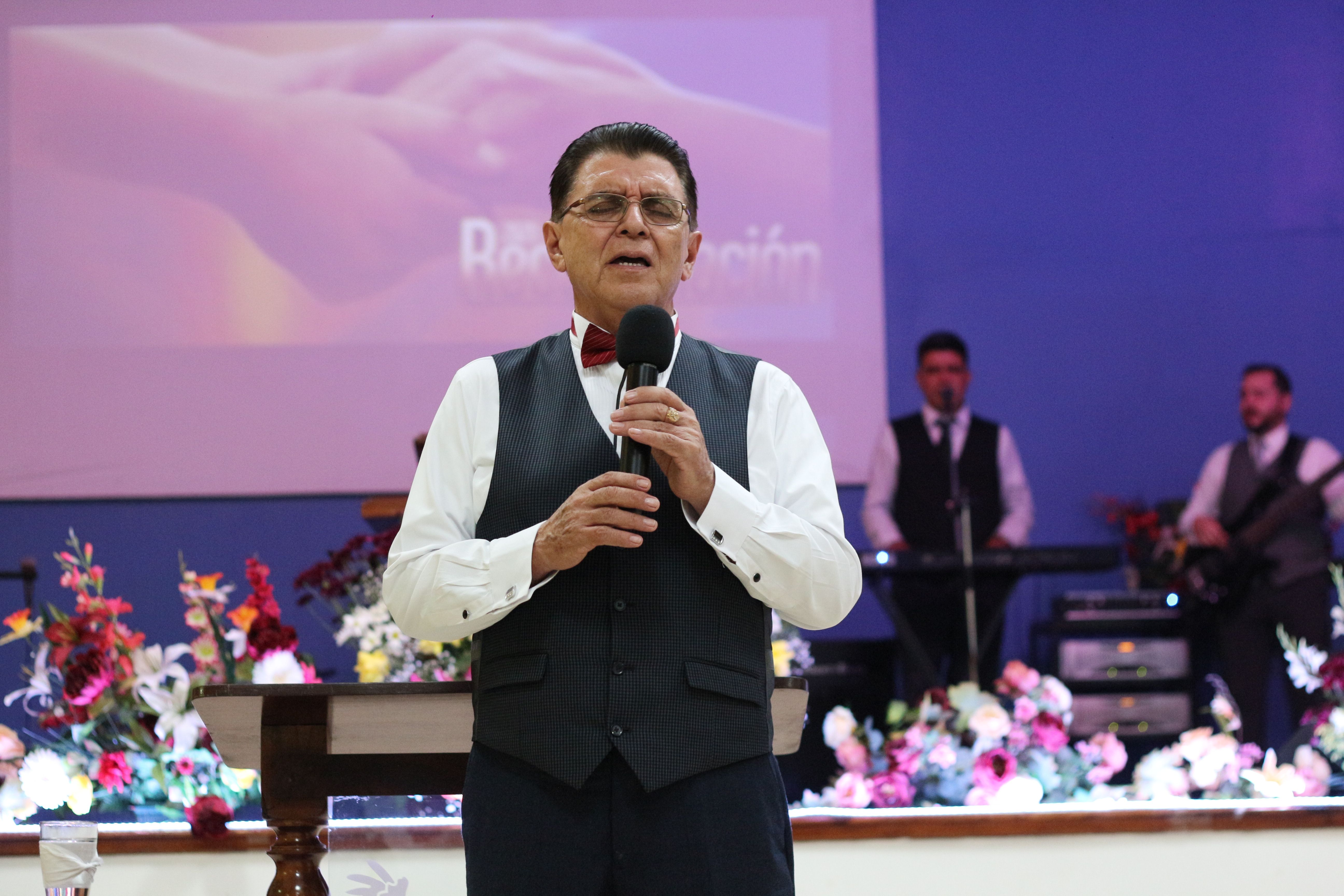 Apóstol Haroldo Herrera